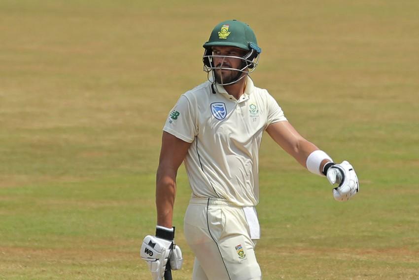 IND Vs SA, Ranchi Test: Strange Affliction Is Spreading In Cricket, South Africa Batsman Aiden Markram Becomes Latest Victim