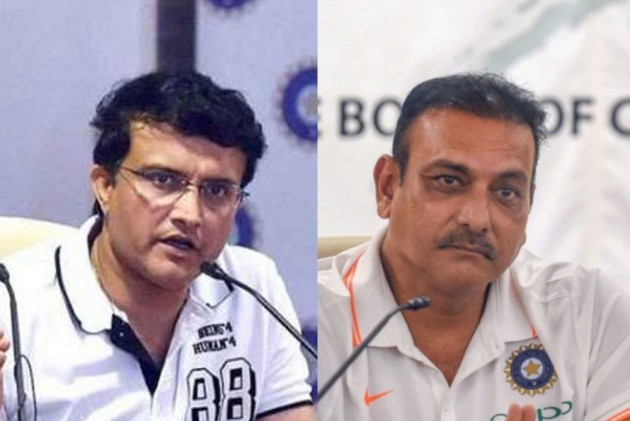 Sourav Ganguly's Hilarious Response To Ravi Shastri Question Will Leave You ROFL