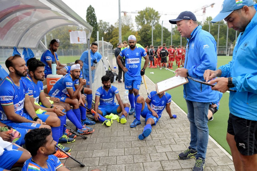 Graham Reid Happy With Indian Hockey Team's Consistency In Lead-Up To Olympic Qualifiers
