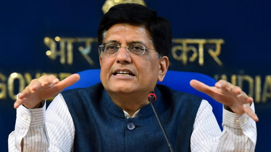 ED Has Papers With Praful Patel And Mirchi's Wife's Signatures: Piyush Goyal