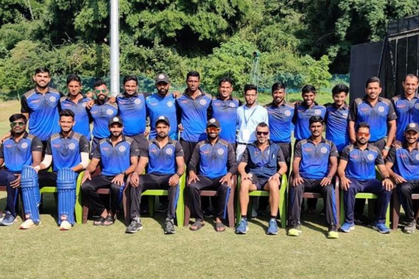 पुडुचेरी क्रिकेट टीम | Twitter