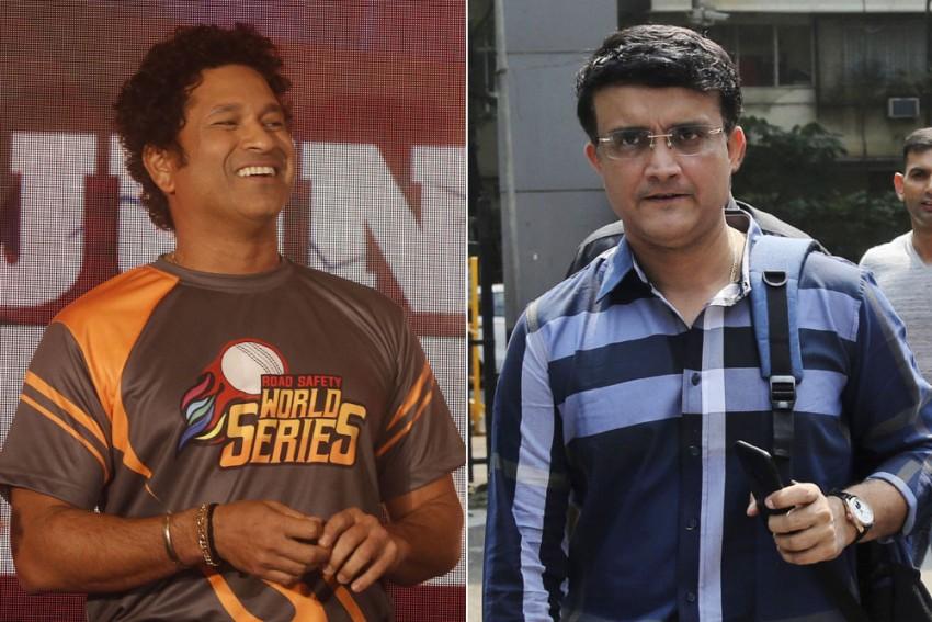 Sourav Ganguly As BCCI President: Here's What Sachin Tendulkar Expects From His Former Opening Partner