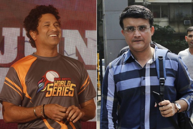 Sourav Ganguly As BCCI President: Here's What Sachin Tendulkar Expects From His Former Opening Partner