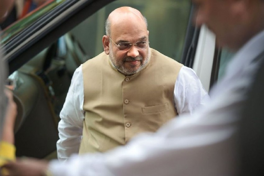 In Message To Shiv Sena, Amit Shah Says BJP Can Form Govt On Its Own In Maharashtra