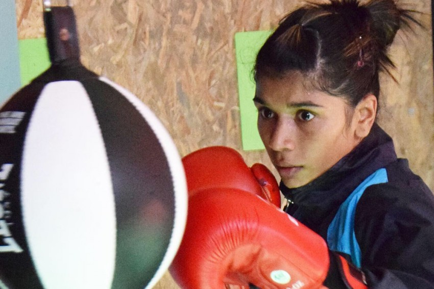 Boxer Nikhat Zareen Demands Fair Trial Bout Against Mary Kom For 2020 Tokyo Olympics