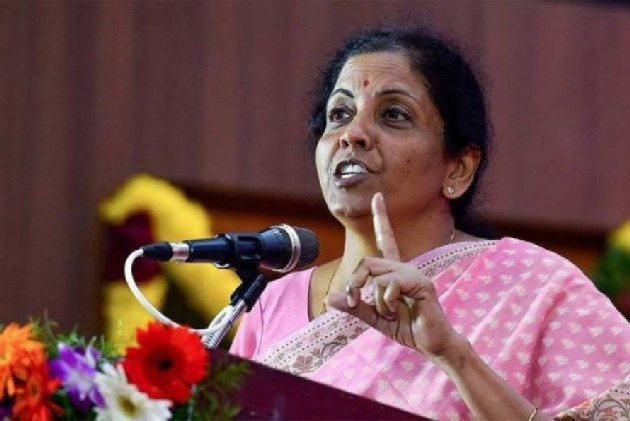 India's Commitment On Climate Change Best Among Several Nations: Nirmala Sitharaman