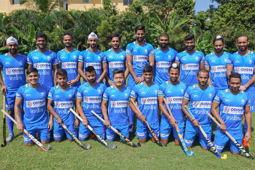 2020 Tokyo Games: Hockey India Announced Men's, Women's Teams For Olympic Qualifiers