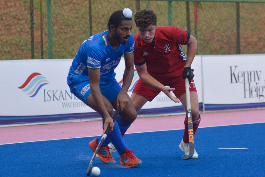 Sultan Of Johor Cup: Before Final Clash, India-Britain Play Out 3-3 Draw