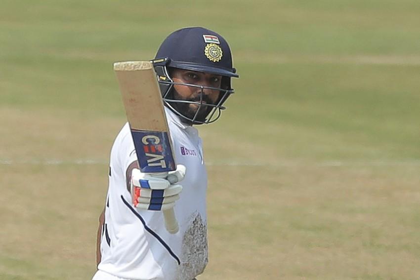 India vs South Africa, Ranchi Test, Day 1: Rohit Sharma, Ajinkya Rahane Help IND Take Early Honours