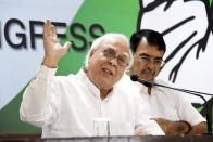 Anything Is Possible In 'Jungle Raj': Kapil Sibal Slams Yogi Adityanath Govt Over Kamlesh Tiwari Murder