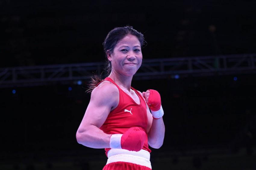 Boxer Mary Kom Expresses Displeasure At Abhinav Bindra's Backing Of Nikhat Zareen