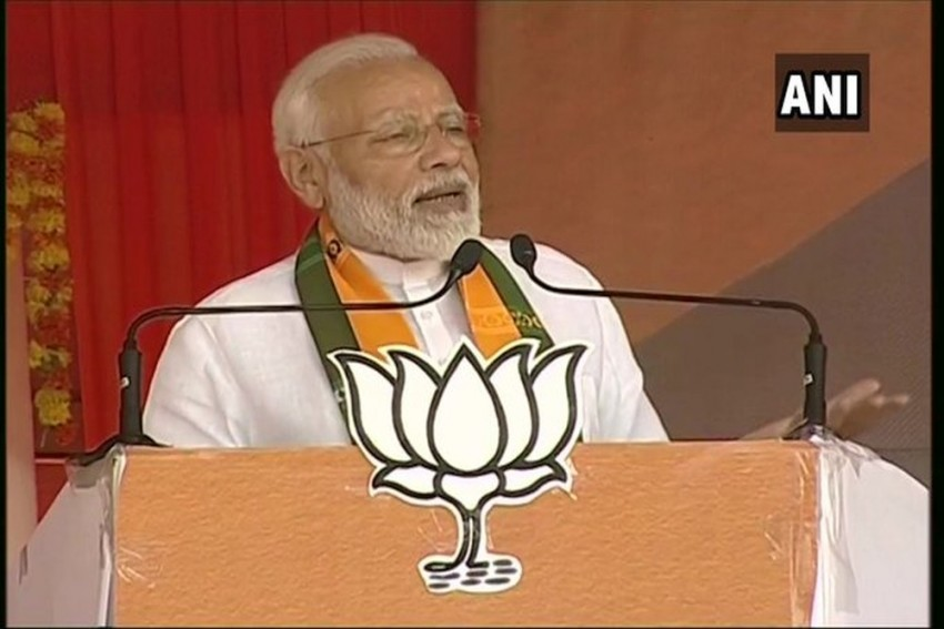 'Their Wrong Policies Destroyed The Nation': PM Modi Sharpens Attack On Congress