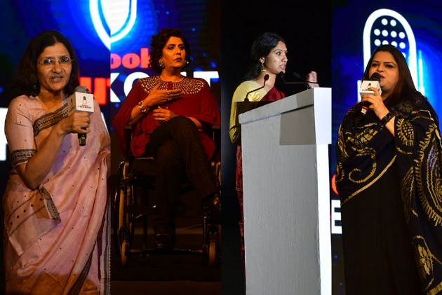 'Bust The Patriarchy Masquerading As Religion': Women Rights Activists Shatter Taboos About Female Sexuality