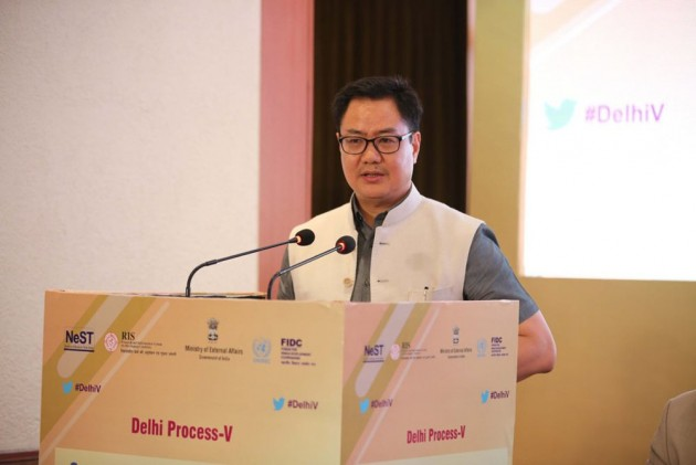 Will Advise Boxing Federation Of India To Be Transparent: Kiren Rijiju On Nikhat Zareen-Mary Kom Selection Controversy