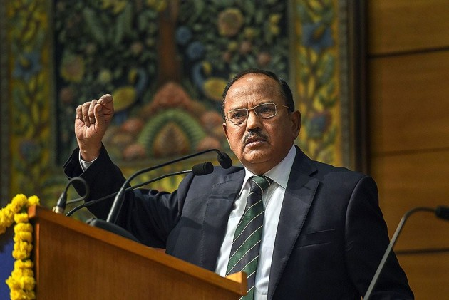 NSA Ajit Doval Meets Saudi Crown Prince, Discusses Kashmir