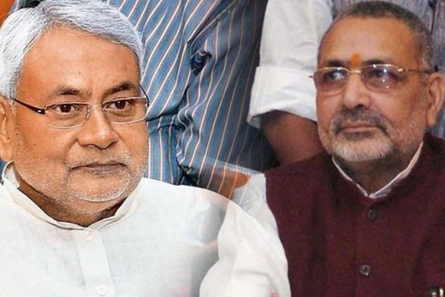'NDA Owes Apology To People Of Patna': BJP's Giriraj Singh After Floods Batter City