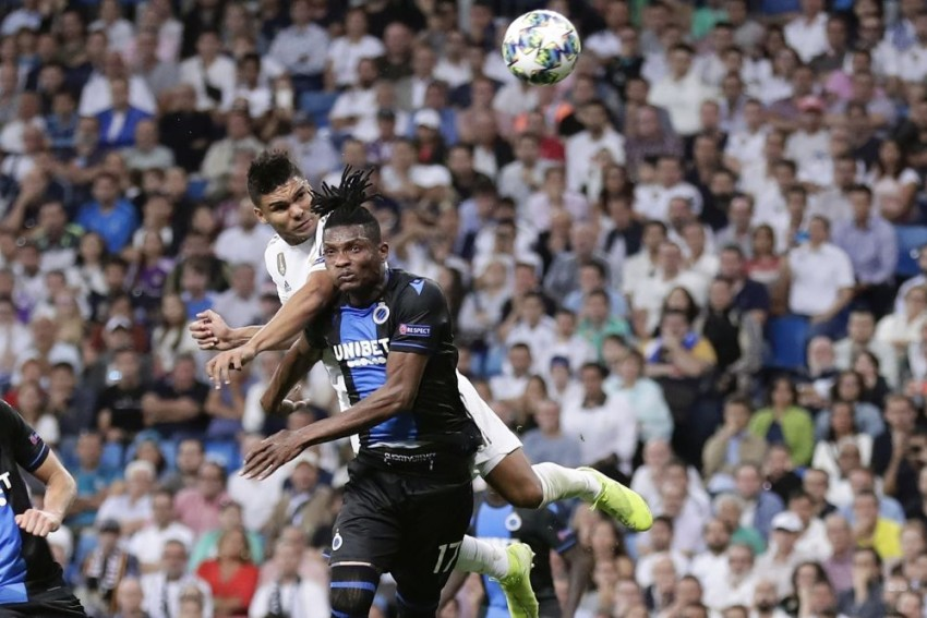 Champions League: Real Madrid Escape With A Draw; Manchester City Win