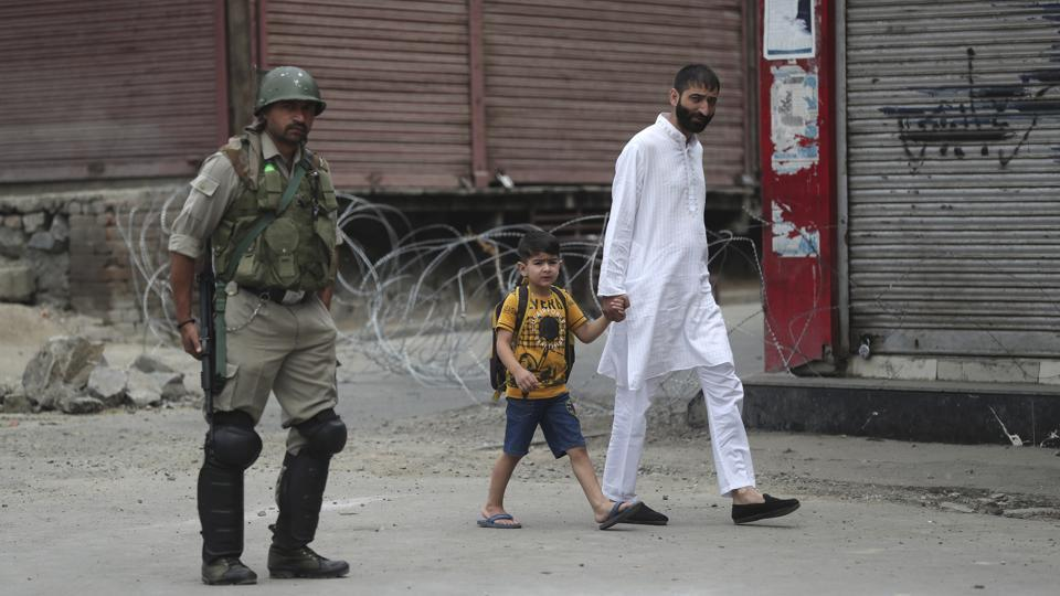 9-Year-Old Among 144 Juveniles Held In Kashmir, Police Say 'Detentions Not Illegal'