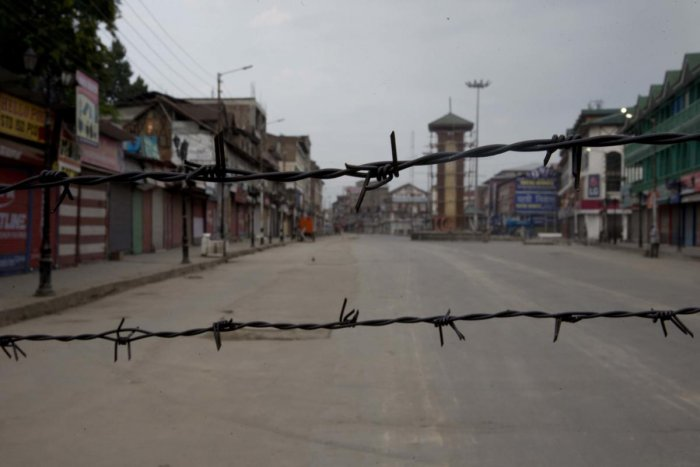 Politicians In Jammu Released Ahead Of Local Polls; Detention Of Kashmiri Leaders Continues
