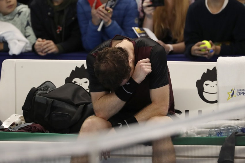 Andy Murray Topples Stan Wawrinka To Claim Fairy-Tale European Open Victory
