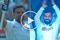 IND Vs SA, Ranchi Test: Rohit Sharma Celebrates Virender Sehwag's Birthday With A Six To Maiden Double Hundred - WATCH