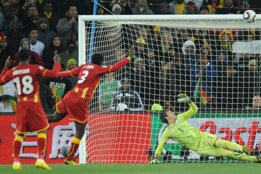 'It Still Hurts' NorthEast United's Asamoah Gyan Regrets Missed Penalty For Ghana Vs Uruguay In 2010 FIFA World Cup