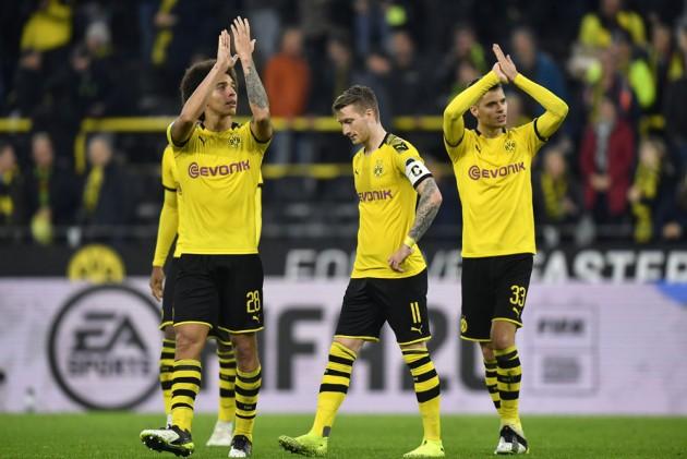 Bundesliga: Borussia Dortmund Defeat Leaders Moenchengladbach