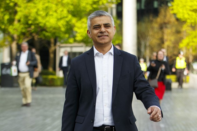 London Mayor Sadiq Khan Condemns Plans To Hold Anti-India March Over Kashmir Issue