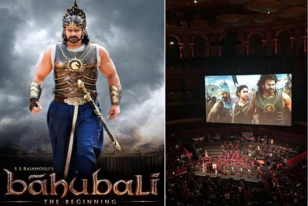 Baahubali: Prabhas, Rana Daggubati, Anushka Shetty Receive A Standing Ovation At The Royal Albert Hall