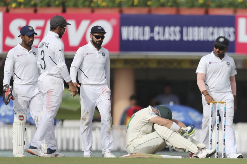 IND Vs SA, Ranchi Test, Day 3: Dominant India Two Wickets Away From 3-0 Series Sweep