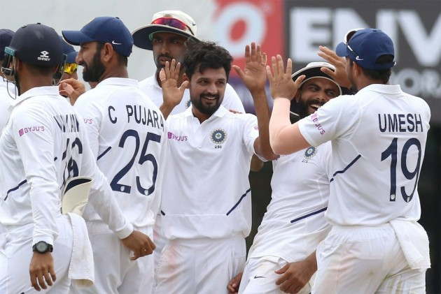 IND Vs SA, Ranchi Test, Day 3: Took Just Three Balls For Nerves To Settle On Debut, Says Shahbaz Nadeem