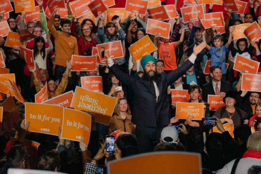 To Lure Young Voters, Sikh-Canadian MP Uses 'TikTok' Videos For Poll Campaigns