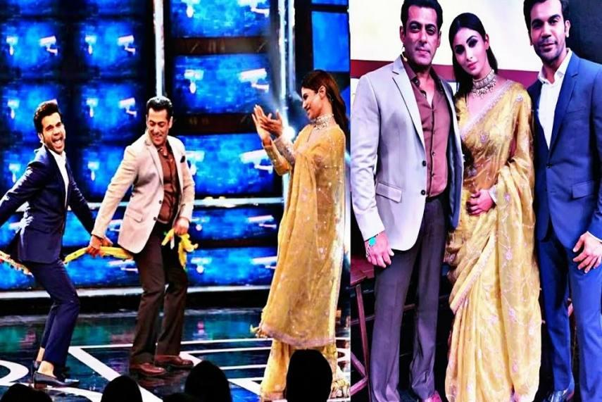 Bigg Boss 13 Salman Khan Romances Mouni Roy On Made In