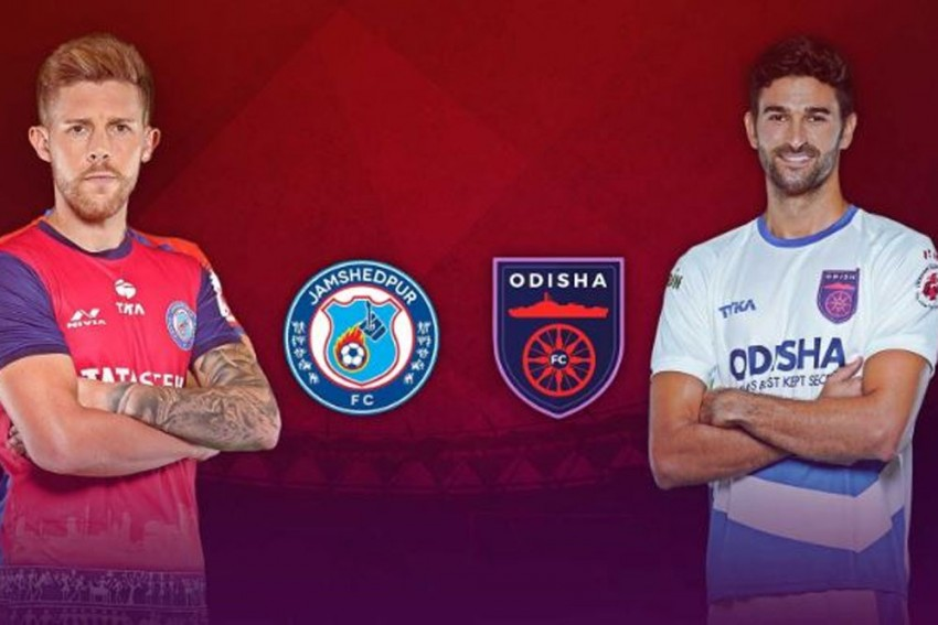 ISL 2019-20, Jamshedpur FC Vs Odisha FC, Highlights: Sergio Castel Beauty Gives 10-Men Hosts 2-1 Win