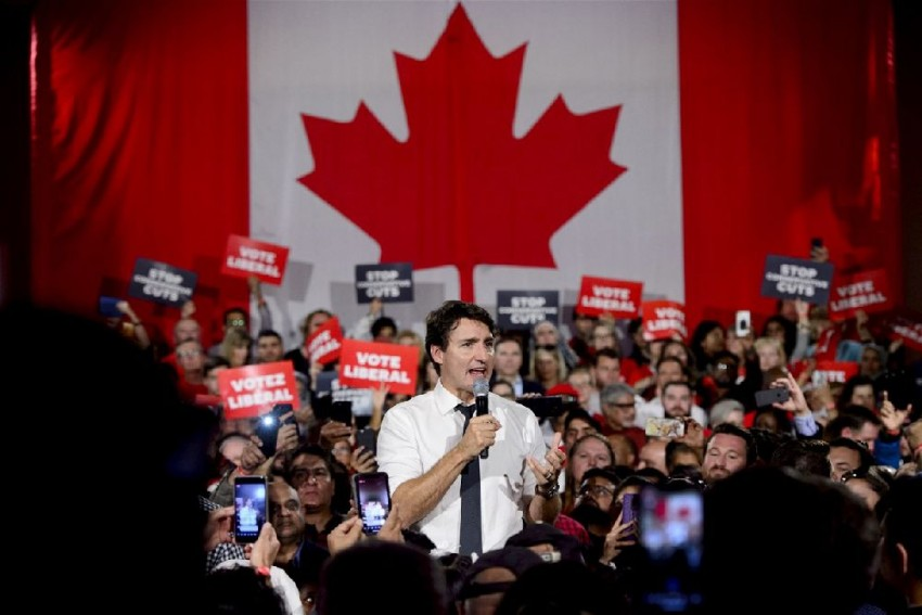 Justin Trudeau Survives Scandals, Set To Retain Power In Canada