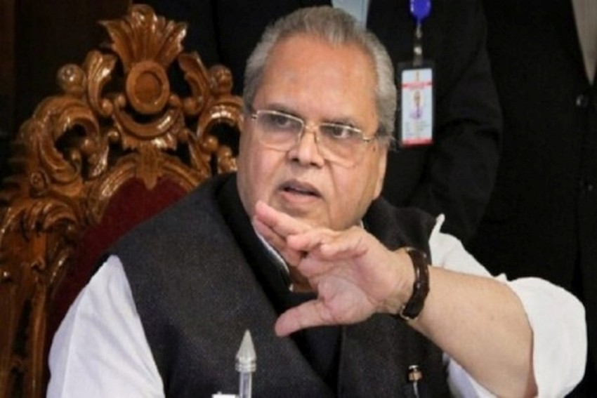 Politicians, Hurriyat, Powerful Crushed Dreams of Kashmir's Youth: Guv Satya Pal Malik
