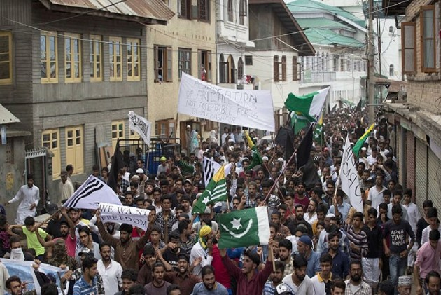 Police Use Drones To Shadow And Identify Protesters In Kashmir