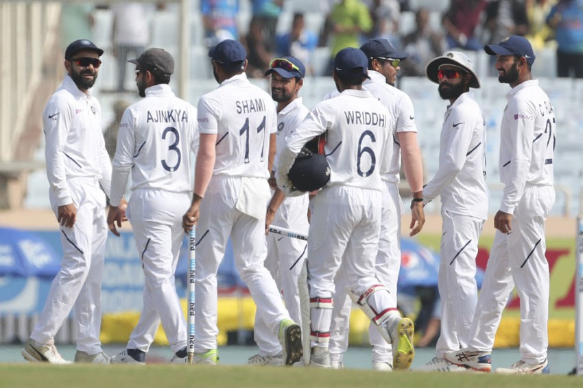 India Complete Whitewash Against South Africa, Notch 3-0 Clean Sweep