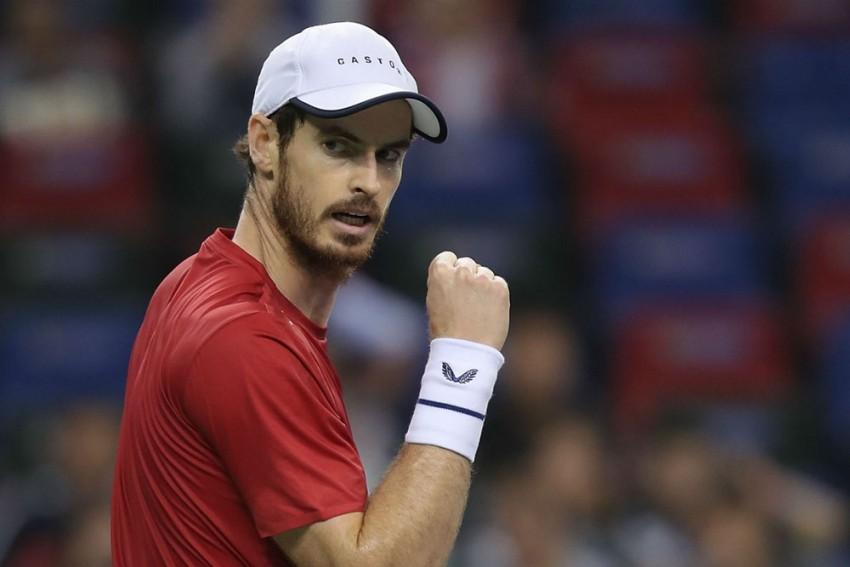 Andy Murray Set For Davis Cup Return Following European Open Triumph