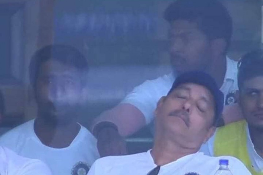 South Africa's Poor Cricket Puts Ravi Shastri To Sleep