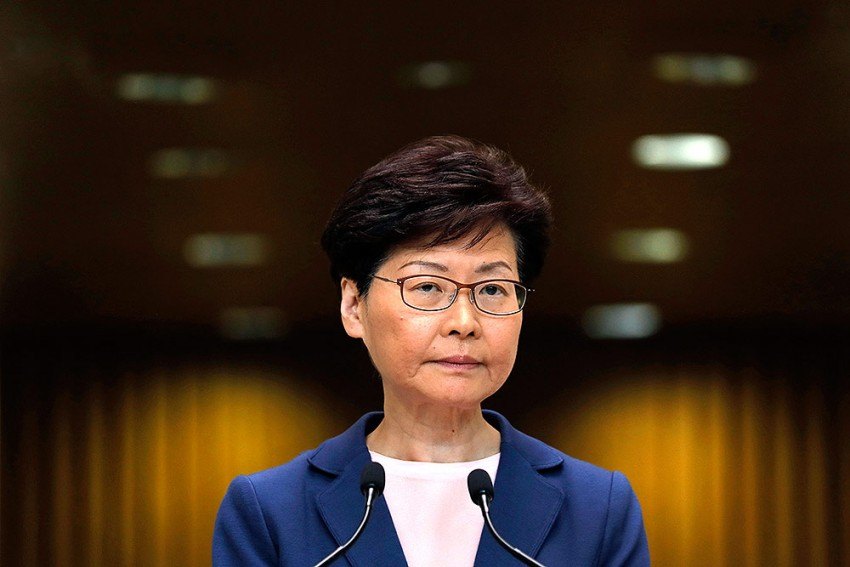 China Plans To Replace Hong Kong's Pro-Beijing Leader Carrie Lam: Report