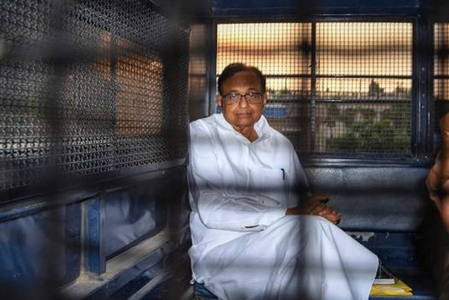 Chidambaram Moves High Court Seeking Bail In INX Media Case