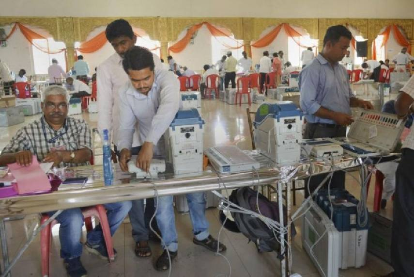 Congress Demands Installation Of Jammers In Strong Rooms Housing EVMs, Counting Centres