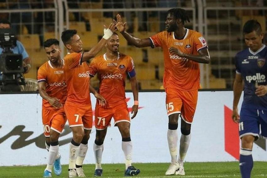 ISL 2019-20: FC Goa Thrash Chennaiyin FC 3-0