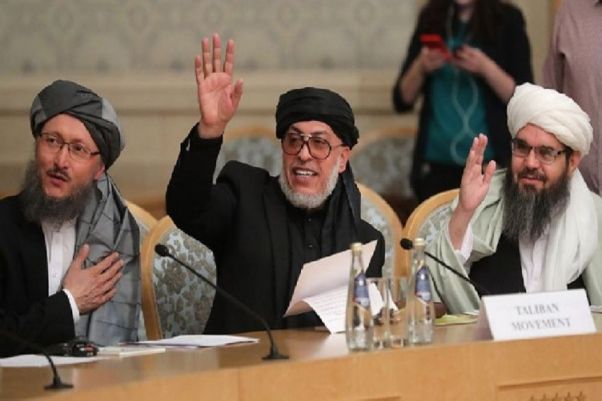 China Invites Taliban For Two-Day Conference To Discuss Afghan Problem