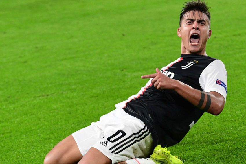 UEFA Champions League: Late Paulo Dybala Double Rescues Juventus Against Lokomotiv Moscow