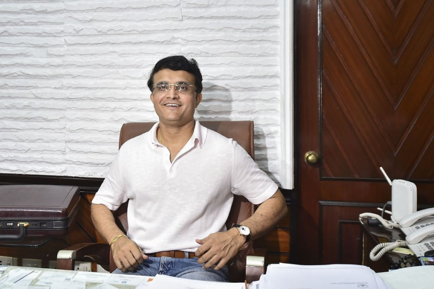 Sourav Ganguly Officially Takes Charge As 39th BCCI President