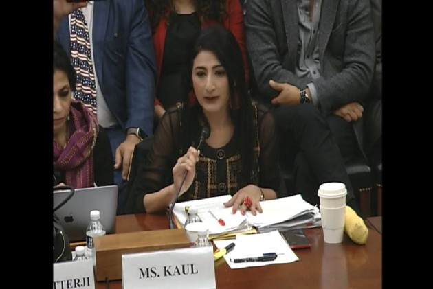 'Egregious Human Rights Violation In Kashmir By India', Kashmiri-Origin Writer Tells US Congress