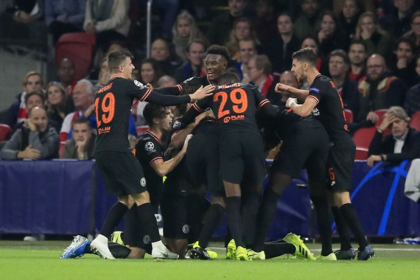 Champions League: Michy Batshuayi Strikes Late To Hand Chelsea Huge Ajax Win