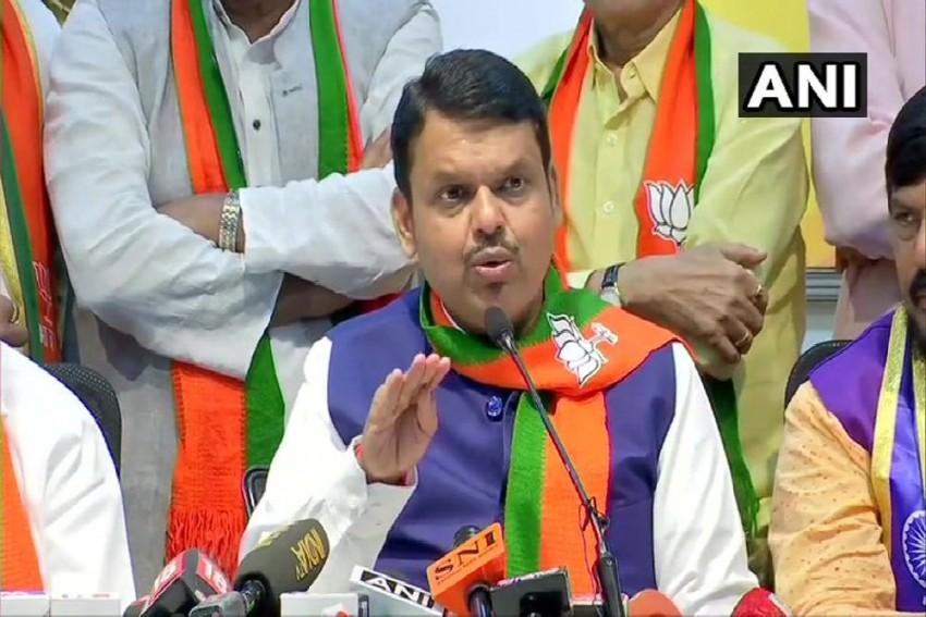 In Maharashtra, BJP, Shiv Sena Will Do What Was 'Pre-Decided': Devendra Fadnavis